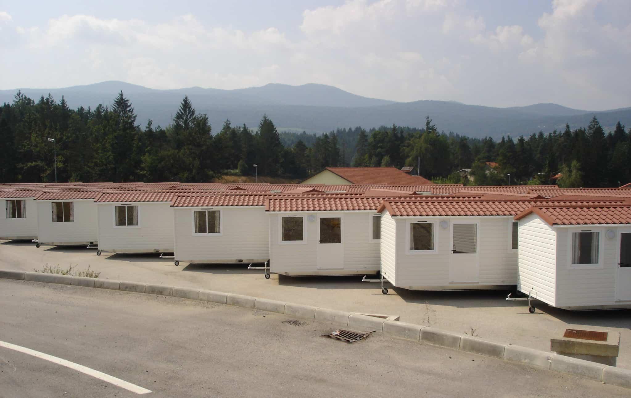 Nové mobilní domy vs použité bazarové